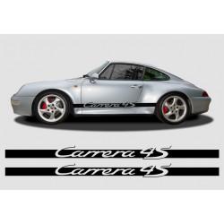 Bandes Carrera 4S