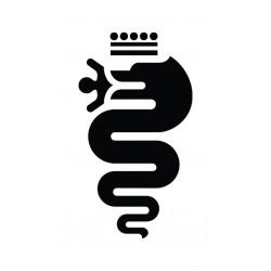 Alfa Roméo snake