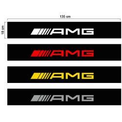 AMG sun visor