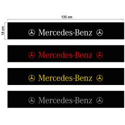 Mercedes sun visor