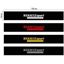 Renault sport sun visor