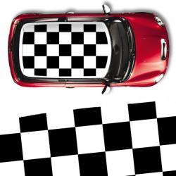 Mini roof checkerboard