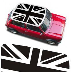 Mini roof Union Jack...