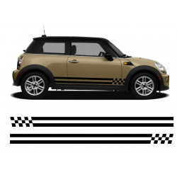 Mini Monte Carlo stripes