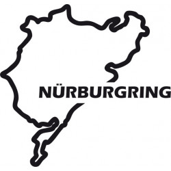 Nürburgring track