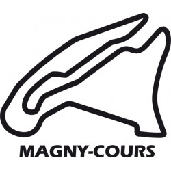 Magny-cours track