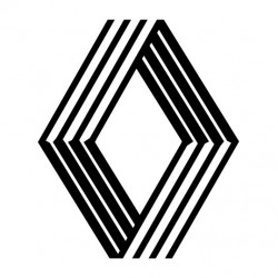Renault logo vintage