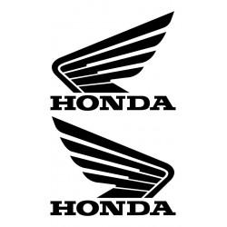Kit 2 Ailes Honda