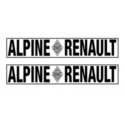 Alpine Renault Kit