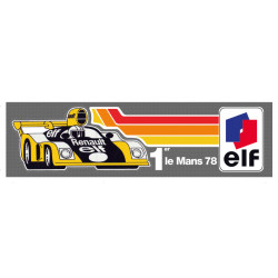 copy of Renault flag kit