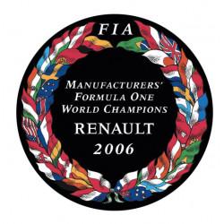 FIA World Champion Renault...