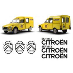 Kit Citroën service