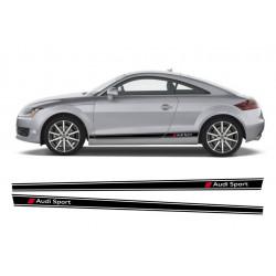 Bandes Audi Sport