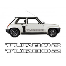 Turbo 2 side stickers
