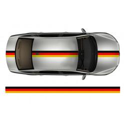 Bande allemande