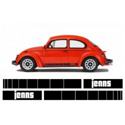 Bandes Jeans VW